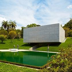 Galeria Adriana Varejão / Inhotim, Brumadinho, Brazil