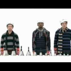 christmas is in the air at the GAP,  the latest christmas videos are fun, cute and full of celebrity.  check them all out here...