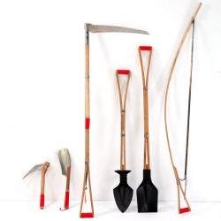 Itay Laniado's Garden Tools are not your average gardener's kit and they've just been shortlisted for Designboom's Design for All competition.