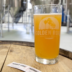 Golden Road Brewery ~ A look at the grand opening of Los Angeles's newest and largest craft brewery.