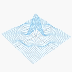 GraphyCalc is a beautiful demonstration of the interactive possibilities of the modern web platform.  A JavaScript 3d graphing calculator, written by Dean McNamee.