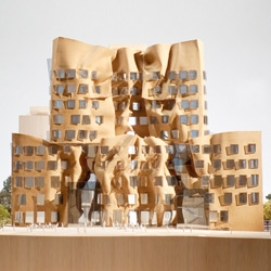 Frank Gehry has unveiled his first design in Australia for the University of Technology at Sydney.