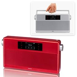 Latest from Geneva Lab - Geneva WorldRadio: Bluetooth, FM, Alarm Clock, Speakers, Amplifier. All-in-One.