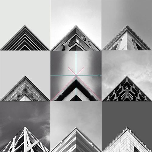 Geometry Club - an architectural Instagram account