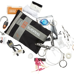 Gerber Bear Grylls (from Man vs. Wild) Survival Series Ultimate Kit ~ fun survival kit built for hostile environments, may you never need to use it.