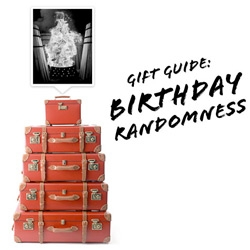 NOTCOT Gift Guide: the annual birthday guide of randomness i'm loving!