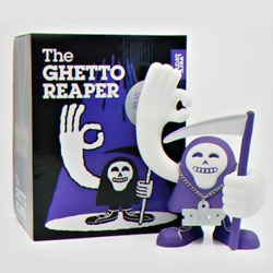 The Ghetto Reaper ~ from Very Bravo
