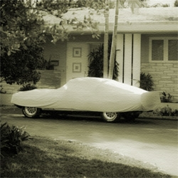 Ghost Cars - A collection of photographs of hidden cars.