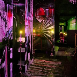 Ghost Inc. is a new bar arriving in London this week which aims to bring back the classic 'cocktail bar', but this time in the guise of a dark, gothic chamber with graffiti adorning the walls......