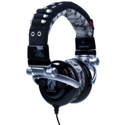 SkullCandy headphones, also available in Desert Camo, Rasta.