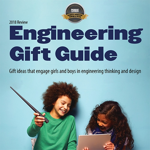 The 2018 Engineering Gift Guide from Purdue University! After reading so many gift guides online, with so much of the same stuff... this is still one of the most inspiringly, unique ones out there!