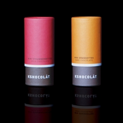 Who knew that great tasting chocolate could come from Scotland? It doesn't hurt that Kchocolât makes their chocolate look great either...