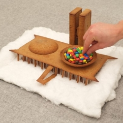 A tribute to Niemeyer in gingerbread: Architizer selects winner of the first annual Gingerbread House Competition!