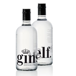 Ginself packaging by Conca&Marzal.
