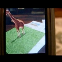 By simply pointing their mobile phones at blotchy black-and-white newspaper ads, consumers could bring to life colorful 3-D animals during a campaign by Wellington Zoo in New Zealand.