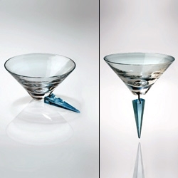 Pampille Glass, for Bombay Sapphire by William f Boujon.