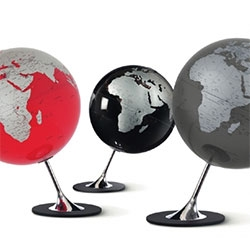 Atmosphere Anglo Globe designed by Claus Jensen & Henrik Holbaek, Tools.