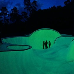 OTRO Glow Skatepark by Koo Jeong-A