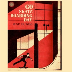 Happy Go Skateboarding Day !!!