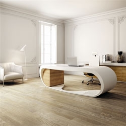 Danny Venlet's Goggle Desk for Babini Office.
