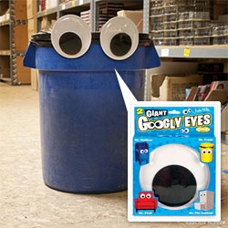 GIANT Googly Eyes!