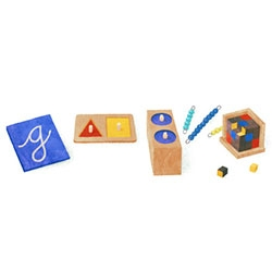 Google Doodle celebrates Maria Montessori's 142nd birthday, with Google founders Larry Page and Sergey Brin discussing their experiences as Montessori students. [Editor's Note: NOTCOT's Jean + Justine are Montessori kids too!]