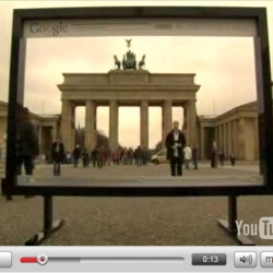 A witty way to advertise Google Video in Germany. It really shows how much online video has had an impact on the internet!