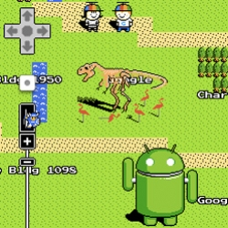 Google Maps now in 8-Bit QUEST View! Everything from giant Androids to t-rex skeletons and flamingos to eames houses and more… pixelated! And an adorable intro video to go with it as well.