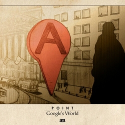 """What would the world look like if Google Maps icons were real? """"Google's World"""" is a cool series of drawings by Spanish illustrator Alejo Malia."""