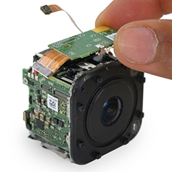 iFixIt has a teardown of the tiny GoPro Hero4 Session Camera