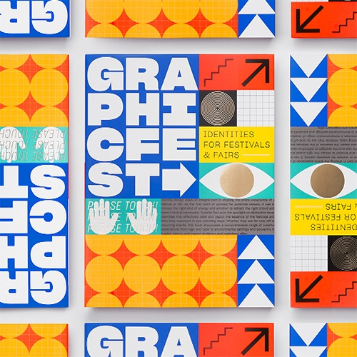 GRAPHIC FEST: Spot-on identities for festivals & fairs from Victionary
