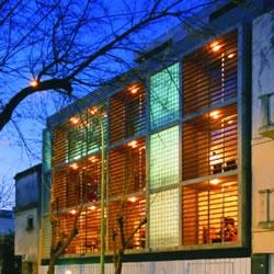 Grecia 3191 building, Buenos Aires / DVS, AA - Díaz Varela Sartor, arquitectos