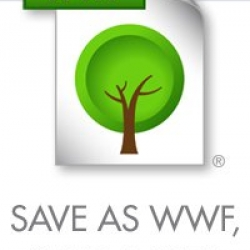 A new green file format: WWF . Save as WWF, Save a Tree.