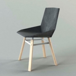 Green chair, a little chair from Estudio Mariscal with some serious eco credentials.