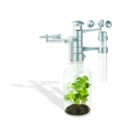 Cute weather station from Green Science.