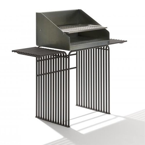 Diemmebi 015 Barbecue. Design by Alberto Basaglia Natalia Rota Nodari