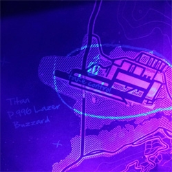 Grand Theft Auto V Collectors Edition includes a map with hidden messages and locations that can only be seen with a UV light.