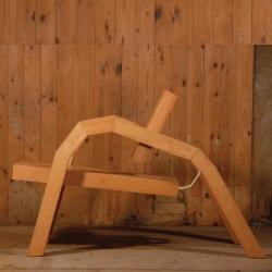 Architecture student Gudmund Bladh's new collection.