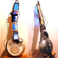 Steffest Smart Phone Guitar