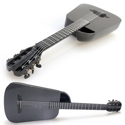 Blackbird Guitars produced with Carbon Fiber.
