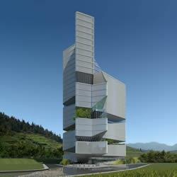 Guiyang Huaxi Urban Center, China / DIEGUEZ FRIDMAN arquitectos & asociados