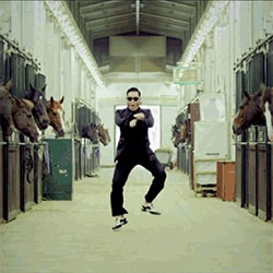 """Psy's Gangnam Style! The Atlantic has a great article on """"Gangnam Style, Dissected: The Subversive Message Within South Korea's Music Video Sensation"""" (AMAZING music video)"""