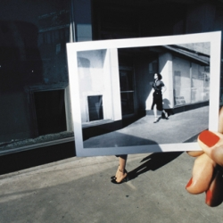 Guy Bourdin - A Message for You / Unseen at Carla Sozzani's Gallery