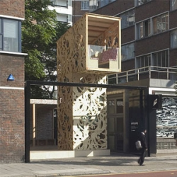 Hairywood By 6A Architects