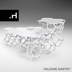 South African designer, Haldane Martin, showcases his radical furniture design, inspired by the very best in nature and our incredible environment.