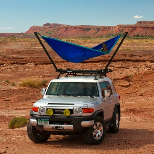 Trail Nest Roof Top Hammock Stand