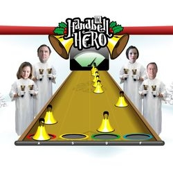 I just found out that I'm no better at Handbell Hero than I am at its inspiration. Still, Happy Holidays from  VML Agency.