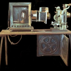 Revive the Retro: Antique movie projectors