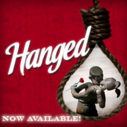 Hanged, mentioned last week, is now available for download! Colin Smith, co-founder of the Outsider Art Fair in NYC, and artist Patrick Dorian's interactive stop-motion art game finally hits the App Store.