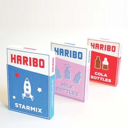 A Practice for Everyday Life rethink Haribo for Icon magazine.
